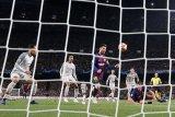 Lionel Messi kembali tunjukkan talenta langka  di Liga Champions