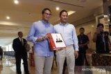 Prasangka Sandiaga Uno atas pertemuan Jokowi-AHY