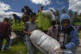 Bantuan untukkorban banjir bandang