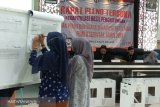 KPU Sleman memulai pleno terbuka rekapitulasi suara Pemilu 2019
