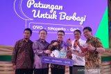 OVO, Tokopedia, dan Grab galang donasi untuk pendidikan