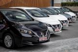 Mobil listrik Nissan akan di jual di 89 diler Australia