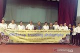 Mahasiswa ISI Denpasar perdalam ilmu fotografi wisata