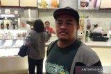 Suporter PSMS Medan ramaikan Gala Premiere