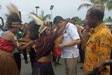 Menteri ESDM: kenaikan dana kemitraan Freeport tidak terkait saham Papua