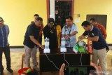 Polsek Bangko musnahkan 460 gram sabu-sabu
