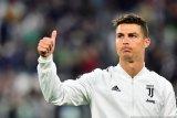 Ronaldo:  terima kasih Messi