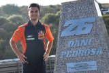 Nama mantan pebalap MotoGP Pedrosa jadi nama Tikungan 6 di Sirkuit Jerez