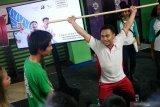 Atlet angkat besi Eko Yuli ingin atlet junior diperhatikan serius