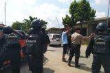 Polisi benarkan penggerebekan terduga teroris