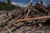 Akses ke Desa Tuva terbuka kembali