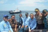 Menteri Susi Pudjiastuti pimpin penenggelaman 26 kapal asing di Kalbar