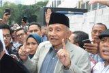 Amien Rais jamin PAN tetap konsisten berada di koalisi Prabowo-Sandi