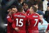 Liverpool puncaki klasemen dan Cardiff terdegradasi di Liga inggris