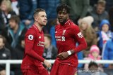 Liverpool mampu jaga kestabilan mental di masa menentukan,  kata Origi yakin