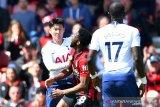 Tottenham ditundukkan Bournemouth di menit-menit terakhir