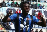 Tundukkan Lazio, Atalanta duduki posisi empat besar