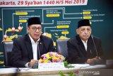 Pemerintah umumkan  awal Ramadhan 1440 hijiriah 6 Mei 2019