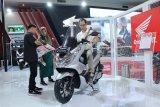 Honda PCX mendominasi penjualan AHM di IIMS
