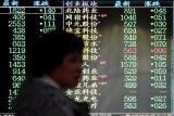 Saham China dibuka turun setelah sehari sebelumnya naik tajam