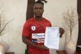 Persipura rekrut pemain Siera Lione Ibrahim Conte
