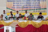 TTU sudah menyelesaikan pleno di 19 kecamatan