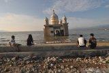 Pemkot Palu tata kawasan Masjid Terapung jadi destinasi wisata andalan