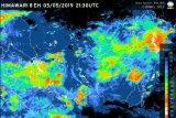 BMKG peringatkan potensi hujan lebat di Lampung
