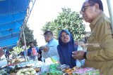 Pedagang takjil mulai marak di bulan Ramadhan