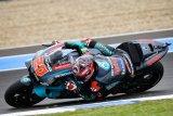 Quartararo tercepat di Sirkuit Jerez