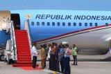 Presiden Jokowi kunjungi Kalimantan terkait  rencana pemindahan ibukota