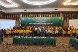 Ulama NU Riau, BEM dan Ormas serukan pesan damai seusai pemilu 2019