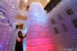 Masjid Dari Botol Bekas Air Mineral