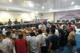 Pleno rekapitulasi suara Pemilu 2019 Empat Lawang Sumsel ricuh
