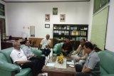 Kunker ke Kuansing, DPRD Pasaman bahas fungsi pengawasan