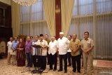 Prabowo adakan workshop dengan mengundang ahli IT dari berbagai universitas
