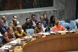 Menlu Retno sampaikan komitmen Indonesia tingkatkan peran perempuan jaga perdamaian