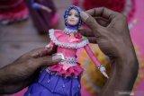 Kerajinan Boneka Barbie Berbusana Muslim