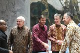 Pakaian beragam batik warnai sidang Dewan Keamanan PBB