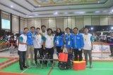 Universitas Telkom dan UHAMKA juarai Kontes Robot Indonesia