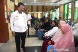 Wakil wali kota sidak layanan RSUD Padang Panjang