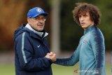 David Luiz perpanjang kontrak bersama Chelsea hingga dua tahun