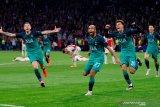 Optimistis dan semangat juang tinggi kunci kemenangan Spurs atas Ajax