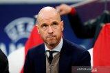 Drama Ajax, Erik ten Hag, dan tiang gawang