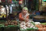 Harga bawang putih di Indramayu