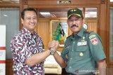 Perhutani bersama Kodam IV/Diponegoro antisipasi kebakaran hutan