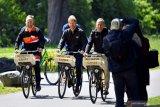 Pangeran Harry dukung rencana pariwisata global berkelanjutan