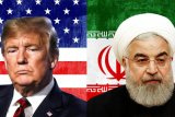 Trump ancam Iran