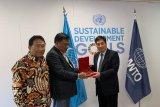 Gubernur temui UNWTO bahas pengembangan pariwisata Sulut