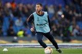 EdenHazard ingin segera pindah ke Real Madrid
